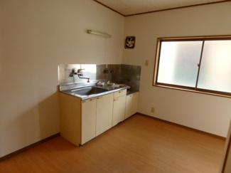 【キッチン】松の本ハイツ