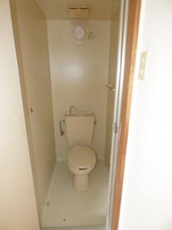 【トイレ】松の本ハイツ