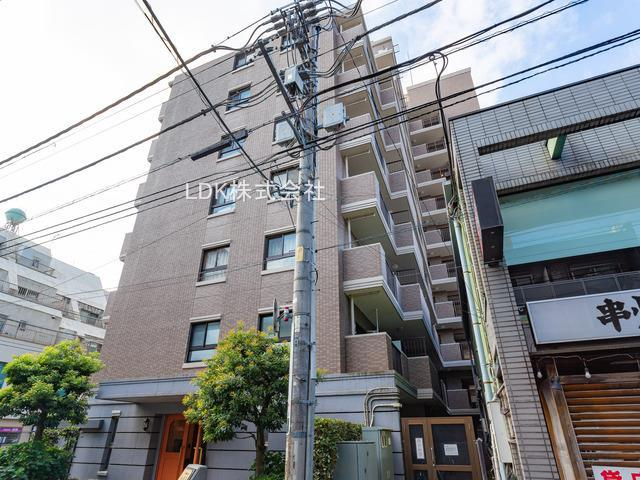 【外観】ベルシャトゥ上福岡