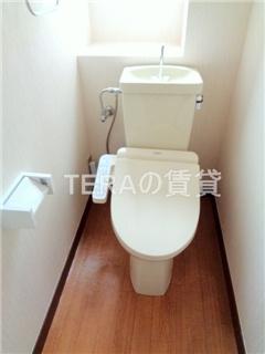 【トイレ】小茂根サンハイツ