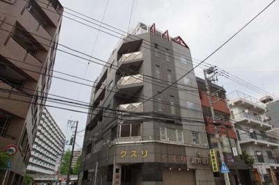 八丁畷駅徒歩3分・駅近賃貸マンション。