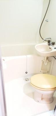 【浴室】第2シンエイビル
