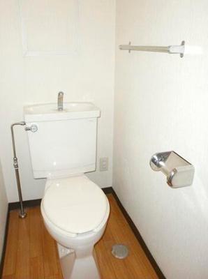 【トイレ】プロスペクト入谷