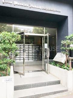 【エントランス】ライオンズマンション板橋区役所前