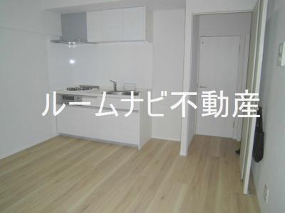 【居間・リビング】トーア文京マンション