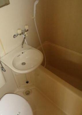 【浴室】ドリアン新中野