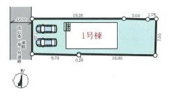【区画図】小野市上本町 第2