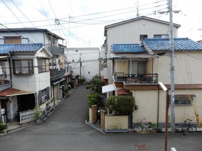 【展望】土橋住宅