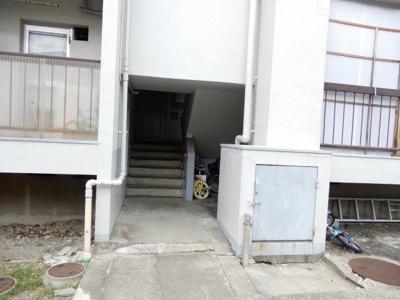 【エントランス】土橋住宅