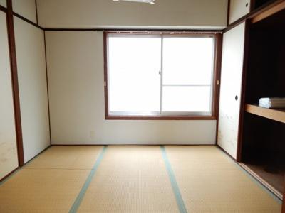 【寝室】土橋住宅
