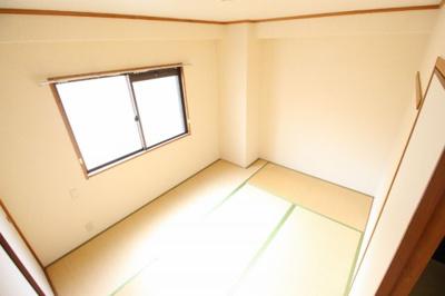 【寝室】シャトー神田