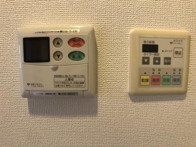 【設備】シャンティ千歳