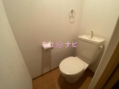 【トイレ】コンフォートベネフィス井尻7