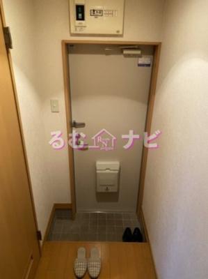 【玄関】コンフォートベネフィス井尻7