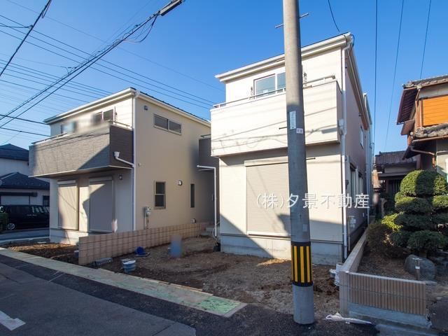 【外観】北区日進町1丁目841-4全2戸2号棟 新築一戸建てリーブルガーデン