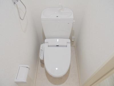 【トイレ】クラージュ黒川