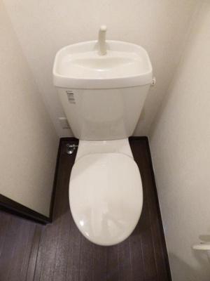 【トイレ】グレイシャス宮崎台