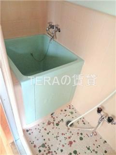 【浴室】コーポマツキヨ