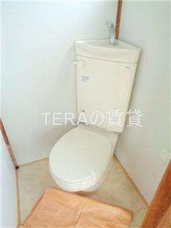 【トイレ】コーポマツキヨ