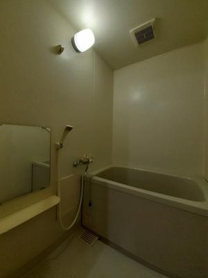 【浴室】ツインハイツ青葉Ⅱ