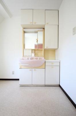 【洗面所】カーサ&M古江新町