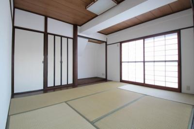 【和室】カーサ&M古江新町