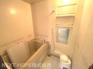 浴室です♪お好きなリフォームを楽しんでみませんか?ぜひ現地でご覧ください!お気軽にネクストホープ不動産販売までお問い合わせを!