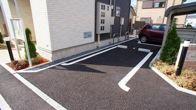 【駐車場】ベルエアー