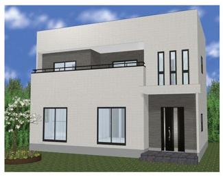 南アルプス市加賀美のオール電化新築戸建。