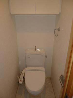 【トイレ】スカイコート板橋五番館