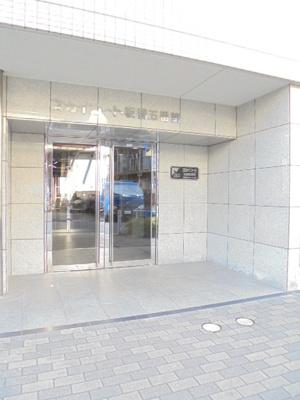 【エントランス】スカイコート板橋五番館