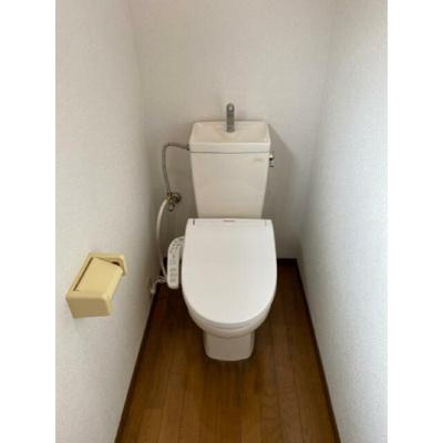 【トイレ】コーポベル
