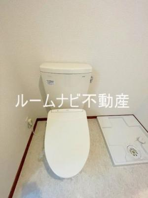 【トイレ】GROWS北赤羽
