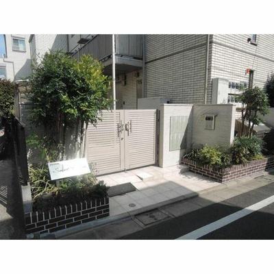 【エントランス】ソレックスハイム