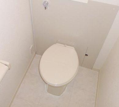【トイレ】ソレックスハイム