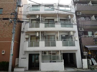 【バルコニー】トップ中野第4(TOP中野第4)