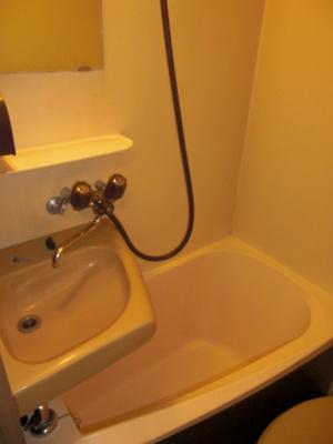 【浴室】スカイコート西谷