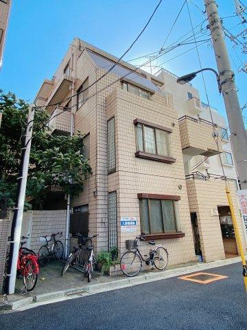 【外観】プレール早稲田