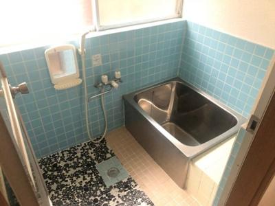 【浴室】坂本貸家
