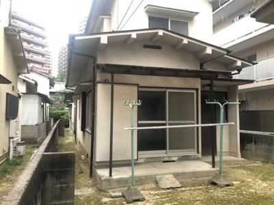 【外観】坂本貸家