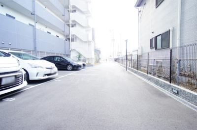 【駐車場】アドバンス新大阪ラシュレ
