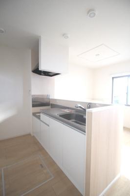 【キッチン】linda casa