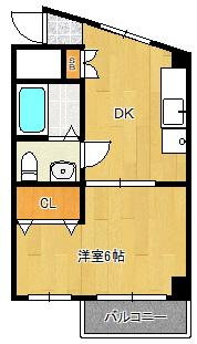 窓の多いお部屋。