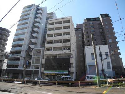 【外観】高田馬場ダイヤモンドマンション