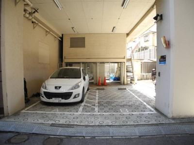 【駐車場】高田馬場ダイヤモンドマンション