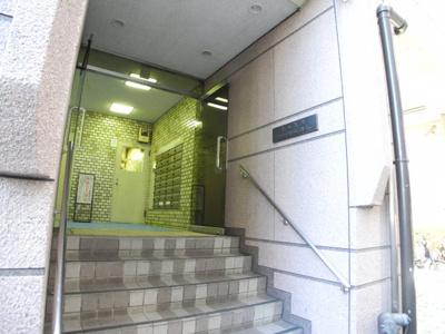 【エントランス】高田馬場ダイヤモンドマンション
