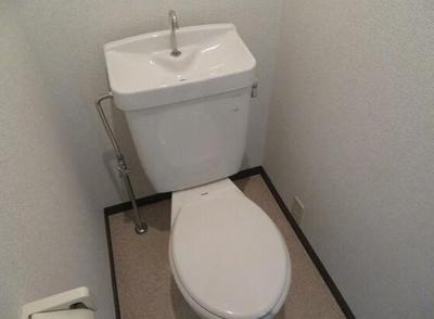 【トイレ】パルテール・谷