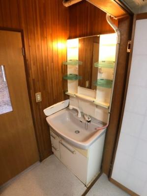 【独立洗面台】枚方市北中振3丁目中古テラスハウス