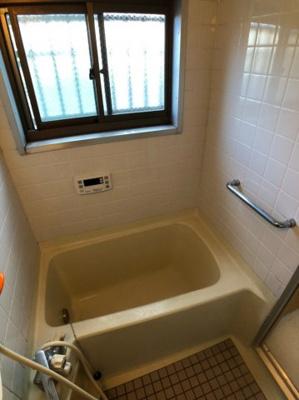 【浴室】枚方市北中振3丁目中古テラスハウス