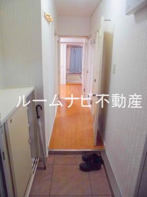 【玄関】寿康メゾン